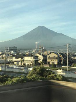 初めての富士登山